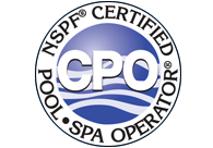 Certified Pool and Spa Operator